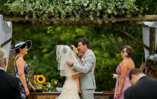 casamento campo livre